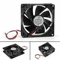 1Pcs DC Brushless Cooling Fan 12V 0.2A 9025S 90x90x25mm 2 Pin CPU Computer Fan