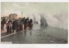 A High Sea Bognor 1910 Postcard 794a