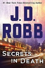 Secrets in Death-J. D. Robb-2017 In Death novel #45-HARDCOVER/DUST JACKET