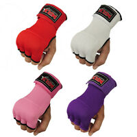 MRX Hand Wraps Inner Boxing Gloves Bandages Muay Thai MMA Punching Bag Kick Pair
