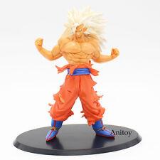 New! Dragon Ball Z Super Saiyan Goku SSJ5! old PVC Action Figures Kids Toys 2017