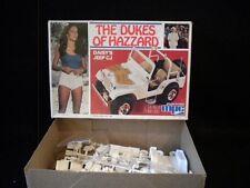 MPC Dukes of Hazzard Daisy's Jeep 1/25 Kit