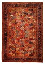 15'x22' Exquisite Rare Persian Antique Garden Rug Palace Oversize Carpet C.1900