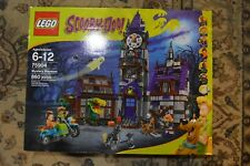 LEGO Scooby-Doo The Mystery Mansion 75904 New Sealed Haunted House Black Knight