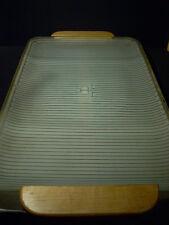 The BIG One! RARE Vtg Appleman Electriglas 13x21 Russel Wright Warming Tray 120V