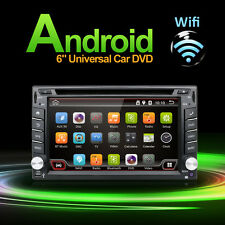 "AUTORADIO 6.2"" Doppel 2DIN 3G WIFI GPS INTERNET HD CAR DVD USB SD BLUETOOTH RDS"