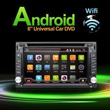 """AUTORADIO 6.2"""" Doppel 2DIN 3G WIFI GPS INTERNET HD CAR DVD USB SD BLUETOOTH RDS"""
