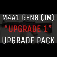 UPGRADE M4A1 GEN8 UPGRADE PACK gel ball gun BLASTERS Barrel T-Piece Hopup Spring