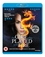 The Girl Who Played Con Fuego Blu-Ray Nuevo Blu-Ray (MP1016BR)