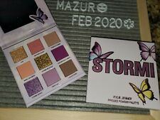 Kylie Cosmetics STORMI COLLECTION 2020 🦋 MINI PALETTE - IN HAND!!!