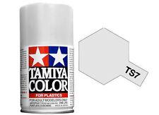 Tamiya 85007. spray Ts-7. pintura esmalte color blanco Racing