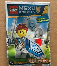 LEGO SET NINJAGO POLYBAG FIGURINE MINIFIG CHEVALIER NEXO KNIGHTS KID CLAY
