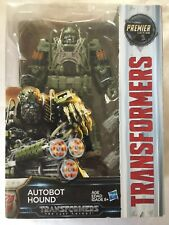Transformers Autobot Hound Transforming Figure Premier Edition Voyager Class NEW