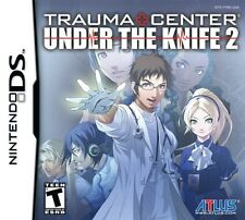 Trauma Center: Under the Knife 2 [Nintendo DS DSi, Surgery Simulation Game] NEW