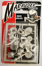 Marauder Miniatures - MM30 Goblins (Mint, Sealed)