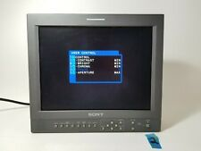 "SONY Model:LMD-1420MD Professional LCD 14"" Monitor 50/60 Hz    #2"