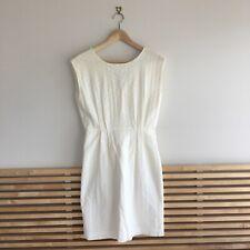 GORMAN Cream Summer Dress – size 10