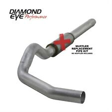 "Diamond Eye K5244A-RP 5"" Cat-Back Exhaust, Single, Alum, For 04.5-07.5 Dodge 5.9"