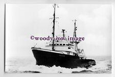 cb0688 - Dutch Smit Tug - Hudson - postcard