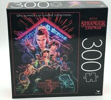 Stranger Things Netflix puzzle 300 pieces Buffalo Games NEW