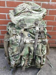 New Fully Loaded Converted MTP Short Back Bergen Modified British Army Rucksack