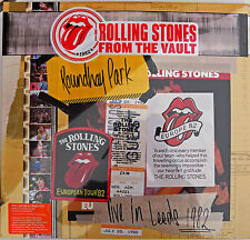 ROLLING STONES 3 x LP + DVD From The Vault –  Roundhay Park Leeds LIVE + Pro sht