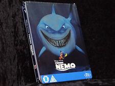 Finding Nemo / Findet Nemo Steelbook [Blu-ray] Disney / Deutscher Ton / Neu OVP
