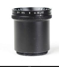 Leica Leitz Focotar 60mm f4.5 enlarging lens