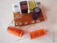 Hammer SUBWOOFER FREQUENZWEICHE 600 Watt 100Hz/12db inkl.Kondensatoren    1177