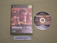 PRISONER OF WAR / WORLD WAR II XBOX MICROSOFT PAL EN BOITE