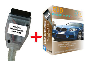 Diagnose Gerät Interface Kabel KDCAN für BMW INPA ISTA RHEINGOLD NCS+Software