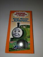 Thomas the Tank Engine - Races, Rescues & Runaways