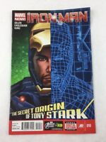 Ironman July 2013 #10 Marvel Now! Comic Book