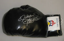MANNY PACQUIAO Hand Signed Boxing Glove Black  * BUY GENUINE *