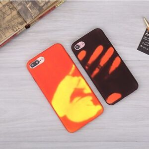 Heat Thermal Colour Changing Phone Case Cover iPhone 12 11 Pro Max XR X XS 8 7 6
