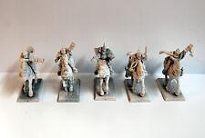 Warhammer Imperio PISTOLIERS x5 un