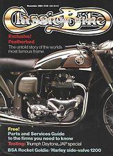 Featherbed Frames 1,200cc Harley Model U Norton-JAP Daytona K100RT BMW K100RS