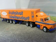 1/87 Herpa scania hauber autohof mellendorf maleta remolcarse