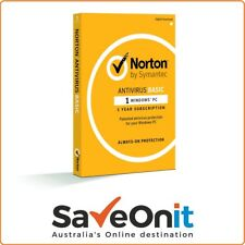 Norton Antivirus 2019 1 PC 1 year License key Fast email delivery