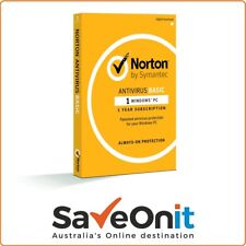 Norton Antivirus 2018 1 PC 1 year License key Fast email delivery