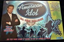 American Idol Board Game w/ DVD All Star Challenge - Factor Sealed