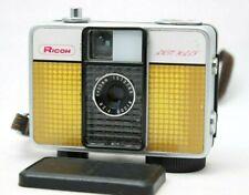 Ricoh Auto Half E 35mm Film Camera 1:2.8 Lens *Shutter Working* #T028a