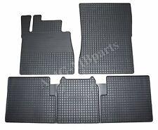 Mercedes W463 G class floor mats RUBBER SET OEM