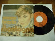 "VANNA BROSIO""LA MONTAGNA-disco 45 giri CETRA 1976"" VERY RARE Italy"