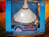 Disney SPACE MOUNTAIN monorail playset - BRAND NEW - Tomorrowland - RETIRED
