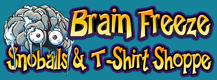 Brainfreeze Tshirt Shop