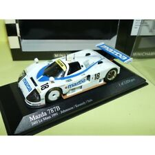 1 43 Minichamps Mazda 787 B #18 24h le Mans 1991 Limited Edition