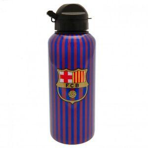 F.C Barcelona - Aluminium Drinks Bottle (NS)