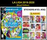 LA LIGA SANTANDER 2019-20 PANINI STICKERS #153 - #302