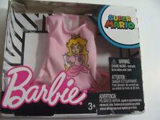 Princess Peach Top-Barbie Fashionistas Clothes-Nintendo Super Mario NIP
